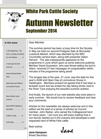 Spring-newsletter-2014