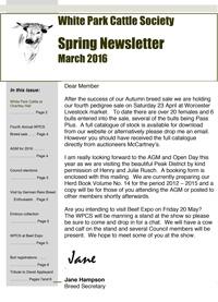 Spring-newsletter-2016